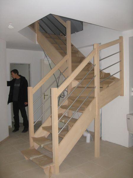 Le Journal de notre Maison ~ Proteger Un Escalier En Bois
