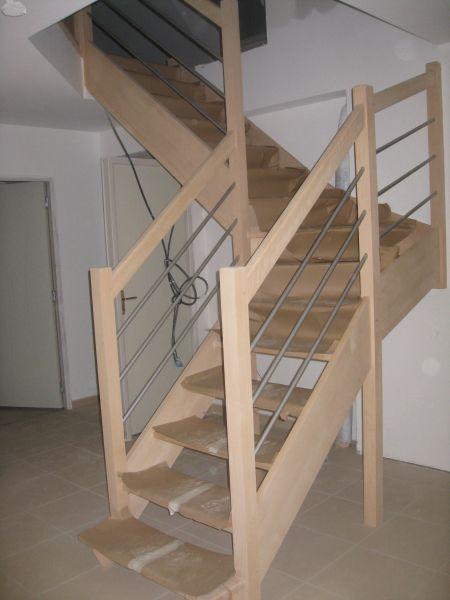 Le Journal de notre Maison » 2009 » novembre ~ Proteger Un Escalier En Bois