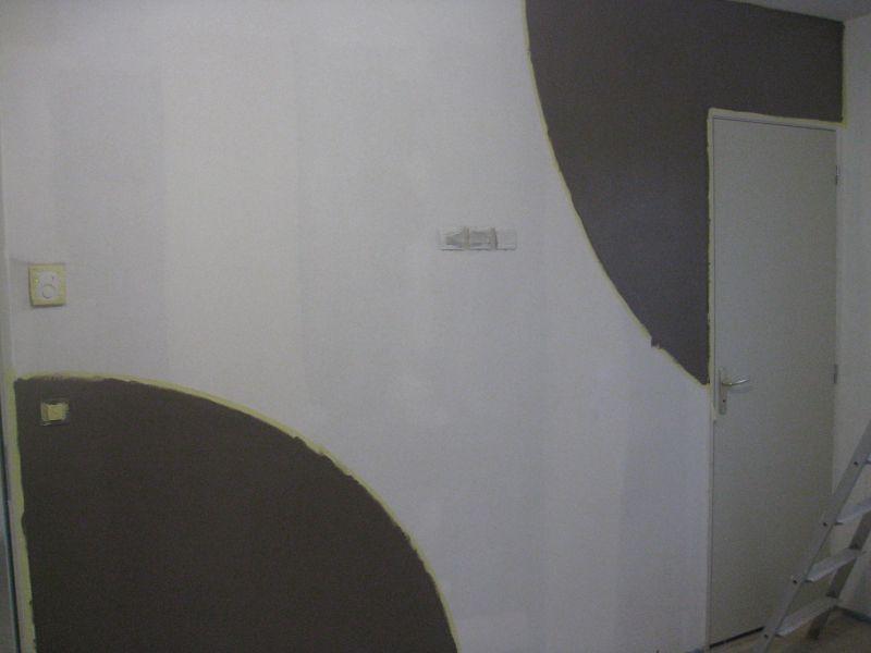 Peinture Mur Chambre Peinture Murale Chambre Enfant