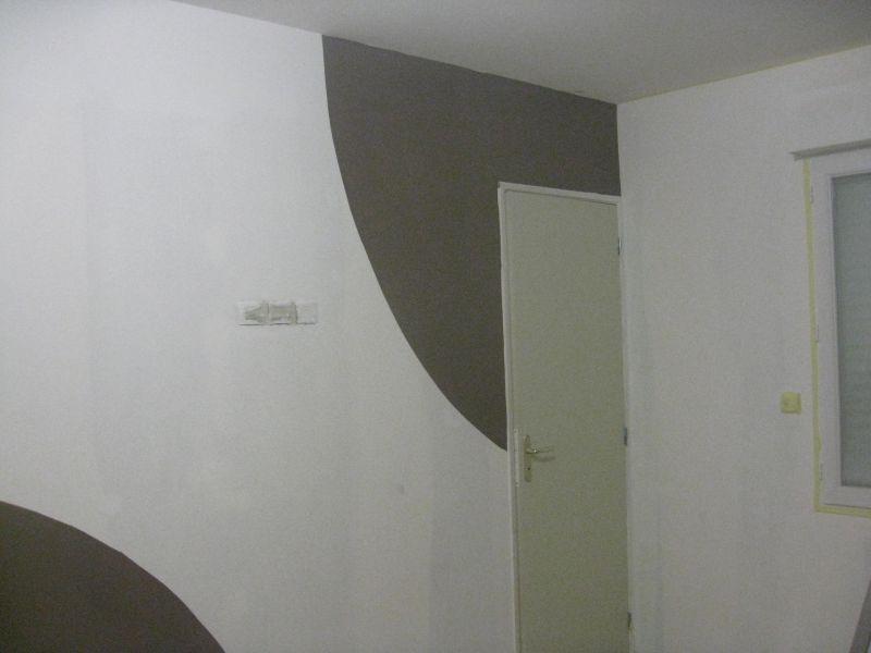 Le journal de notre maison peinture chambre for Peindre les murs d une chambre