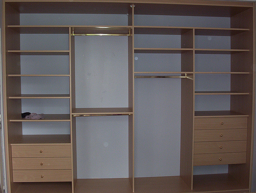 Modele de placard entree - Faire placard integre chambre ...